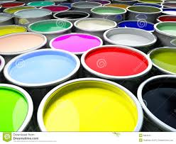 paint color background stock image image 6824241