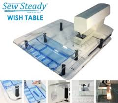 Portable Sewing Table by Sew Steady Portable Extension Work Tables For Sewing Machines And