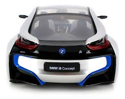 bmw concept car amazon com licensed bmw i8 concept edrive electric rc car 1 14