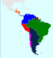 Maps South America by Image Unified Map Of South America Png Alternative History
