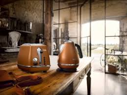 De Longhi Kettle And Toaster Delonghi Vintage Colour Tonic Kitchware Blog Homeware Boutique