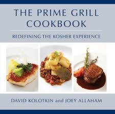 kosher cookbook pelican product 9781455617302 prime grill cookbook the
