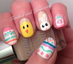 Easter Nail Designs Inspiring Easter Nail Art Designs U0026 Ideas 2014 Fabulous Nail Art