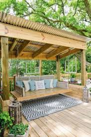 Amazing Backyard Ideas That Wont Break The Bank Page  Of - Tiki backyard designs