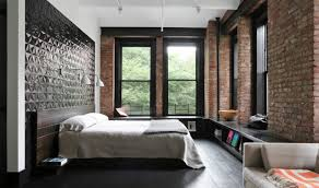 Bringing New York Loft Style Into The Bedroom - New york interior design style