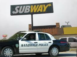 Subway Sandwich Meme - the sandwich police funny pics memes captioned pictures