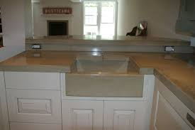 Concrete Kitchen Sink by Concrete Apron Sink Alpha Stone Concrete 413 475 3827