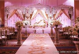 Hindu Wedding Supplies Suhaag Garden Florida California Wedding Decorators White And