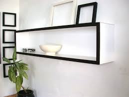trend black brown floating shelf 35 for your interior decor home