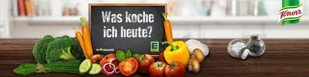 Was Koch Ich Heute by Knorr Was Koche Ich Heute Edeka