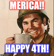 Merica Meme - happy 4th