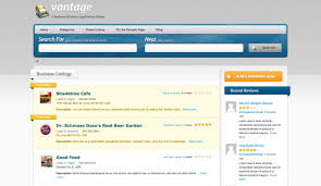 vantage business directory templates wordpress e tutoriais