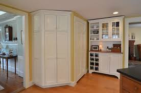 Christopher Peacock Kitchen Cabinets Cabinets Drawer Spacious Farmhouse Kitchen White Wooden Kitchen