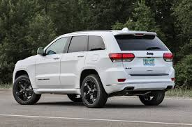 white jeep 2016 2016 jeep grand cherokee fiat chrysler authority