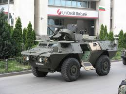 modern army vehicles modern equipment of the bulgarian land forces