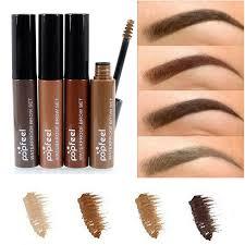 henna eye makeup aliexpress buy professional eye brow gel 3 colors paint 2017