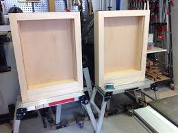 hand crafted custom medicine cabinet unfinished by ewoodshop