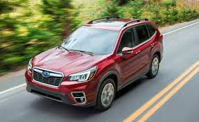 subaru forester first look 2019 subaru forester ny daily news