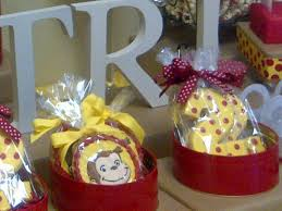 Curious George Centerpieces by Curious George Birthday Party Ideas Curious George Party And