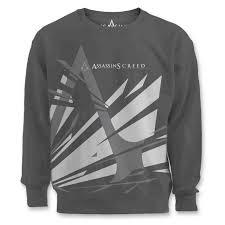 buy assassin u0027s creed broken logo sweatshirt at loudshop com for