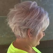 hairstyles for women over 50 with thin hair short hairstyles for women over 50 hairiz