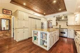 kitchen with hardwood floors farmhouse sink in arlington tx