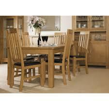 solid oak dining room set marceladick com