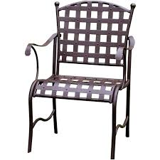 Wrought Iron Patio Dining Set - international caravan santa fe 4 person wrought iron patio dining
