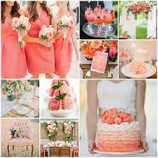 couleur mariage une cérémonie de mariage punchy couleur echo mariage