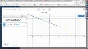 week 9 desmos activity marble slides youtube