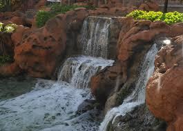 file garden waterfalls atlantis hotel nassau bahamas jpg