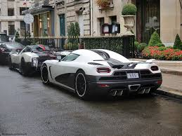 koenigsegg pagani zonda cinque koenigsegg agera r in paris now finally t u2026 flickr