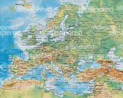 map of europe wall mural world map wallpaper