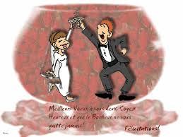 voeux de bonheur pour un mariage mes cartes felicitations de mariage creationsy