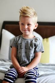 hair styles for 5year old boys little boy hairstyles 81 trendy and cute toddler boy kids
