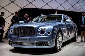 bentley 2016 geneva 2016 bentley mulsanne