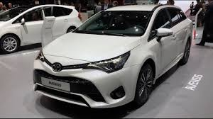 avensis toyota avensis touring sports 2017 in detail review walkaround