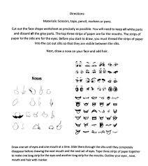 printable instructions classroom the helpful art teacher cartooning and animation