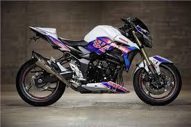 Gsr 750 Suzuki Suzuki Motorcycles Gsr750 A Yoshimura 2015 Bikes Doctor
