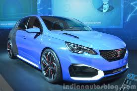 peugeot cars 2015 peugeot 308 r hybrid auto shanghai live