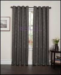 deconovo room darkening insulated thermal blackout grommet window