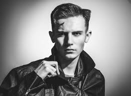 teddy boy hairstyle meet danny cowan hairdressing uk
