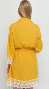 lace cotton bridesmaid robes mango bridesmaid robes robes