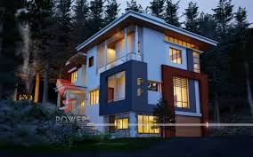 we are expert in designing 3d ultra modern home designs arch 1
