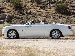 rolls royce white convertible rolls royce dawn palm springs collection is a beauty