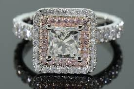 pink star diamond raw krigel mesh diamonds custom jewelers