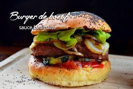 boeuf cuisiné pour cette recette de burger de bœuf sauce béarnaise j ai cuisiné