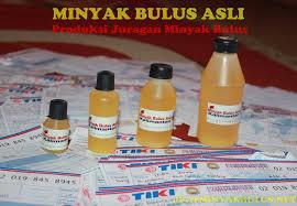 Minyak Bulus Asli Papua minyak bulus asli kalimantan