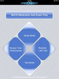 app shopper mace medication aide exam prep education