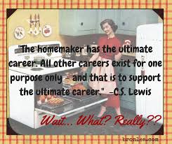 on c s lewis and being a u0027homemaker u0027 bronwyn u0027s corner
